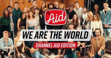 """we are the world - Vídeo: Por Trás da Canção """"Exagerado"""""""