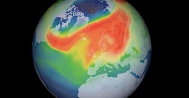 buraco na camada de ozonio do artico e fechado - Cientistas anunciam que provavelmente o maior buraco na camada de ozônio se fechou