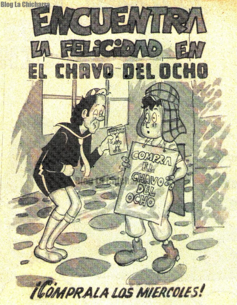 la pachita gibi antigo chaves 1970 capa 07 - Os Gibis mais raros e exclusivos de Chaves & Chapolin