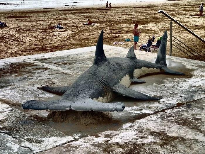 melhor escultor de areia do mundo sand art bull andoni 05 - As impressionantes esculturas realistas de areia de Andoni Bastarrika