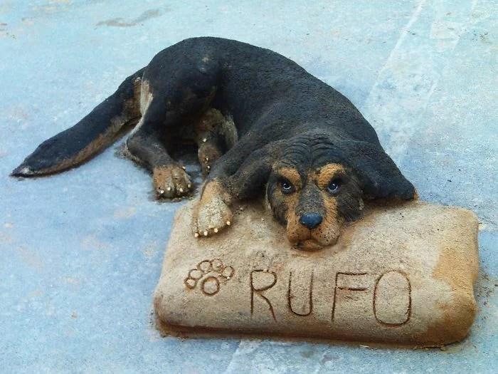 melhor escultor de areia do mundo sand art bull andoni 33 - As impressionantes esculturas realistas de areia de Andoni Bastarrika