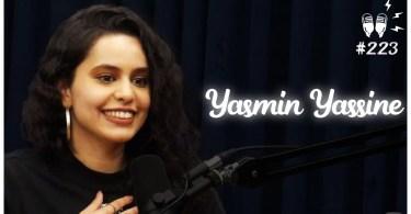 Yasmin Yassine entrevista flow3 - Celebridades com eles mesmos mais novos – PARTE 3