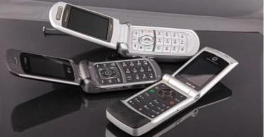 celular de flip conheca 7 modelos para comprar em 2019 - Conheça a primeira foto enviada de um celular