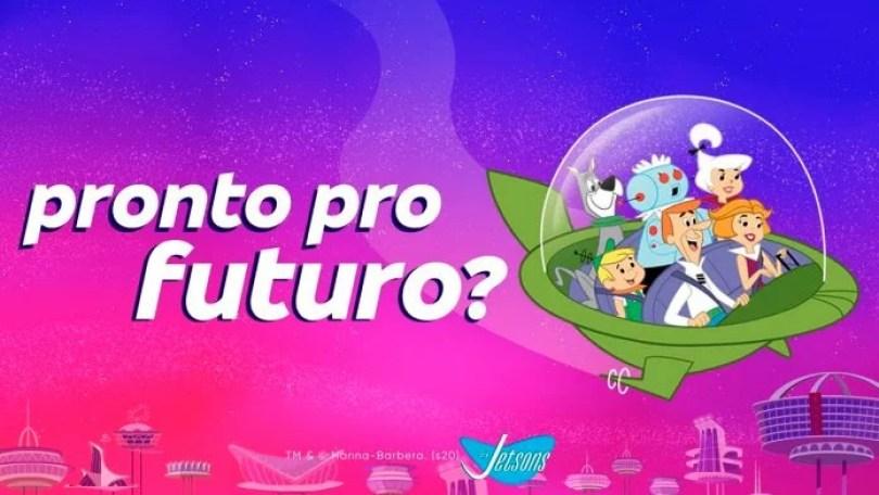 os jetsons bradesco geek publicitario 1 696x392 1 - Relembre os melhores comerciais de TV do Brasil de cada ano!
