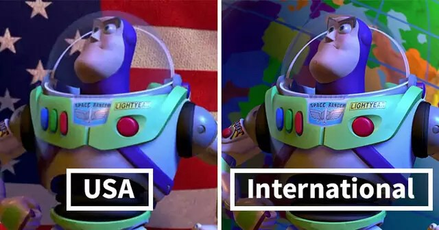 pixar - Detalhes que a Pixar e a Disney mudaram em seus filmes em países diferentes
