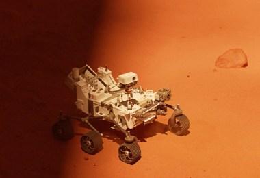 rover full scaled - MARS 2020 - Primeiras imagens, vídeos e gravações de áudio do Planeta Vermelho