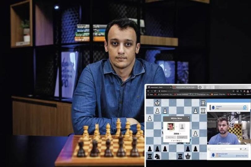 LUIS PAULO SUPI XADREZ 2020 122.jpg - Relembre quando um brasileiro venceu o melhor do Mundo no Xadrez!