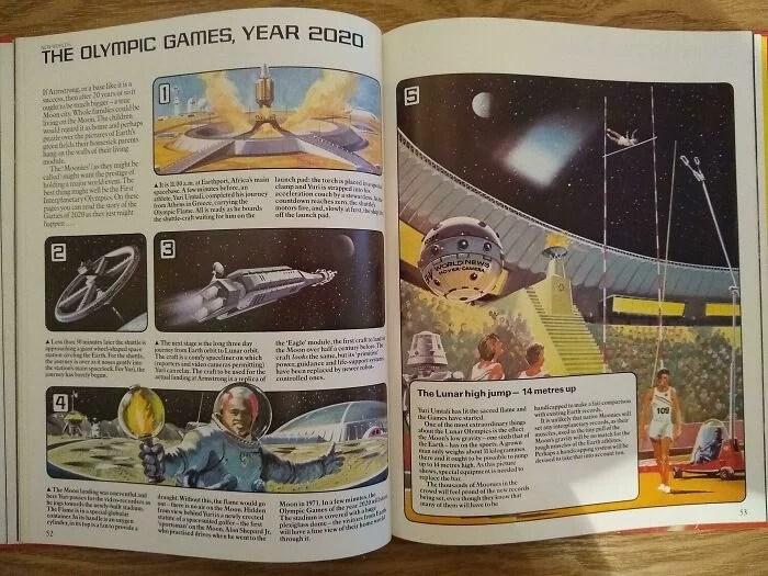 como as pessoas de antigamente imaginavam o futuro tecnologias 11 - Revistas do passado acertaram algumas coisas outras nem tanto