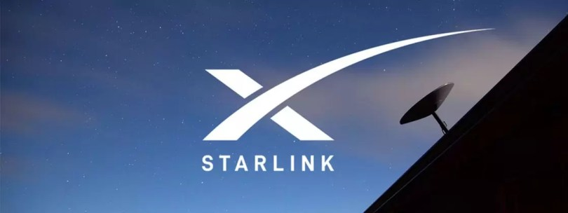 starlink logo 1 - SpaceX fecha parceria futurística com o Google para o Starlink