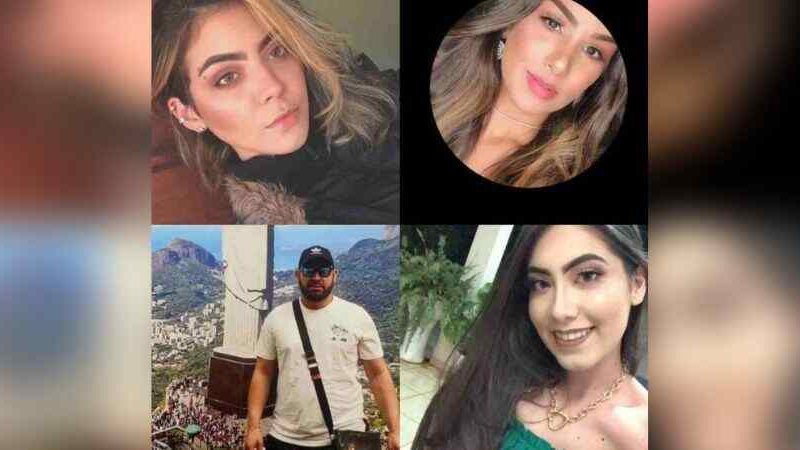 National Police managed to identify the four victims of the attack