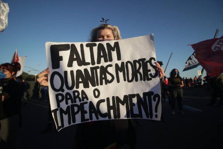 Porto Alegre Foto: Thales Renato / Mídia NINJA