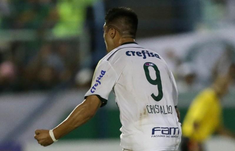 Cristaldo Gol Palmeiras Penapolense2