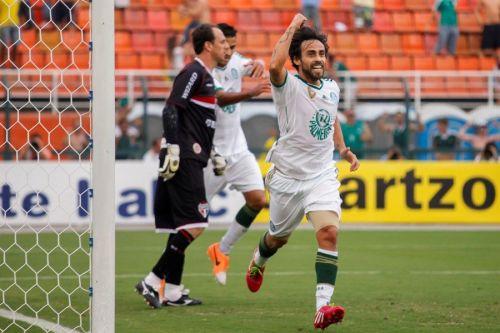 Gol do Mago no Paulista de 2014.