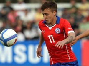 Meia Francisco Arancibia teve o nome confirmado pelo diretor de futebol do Verdão