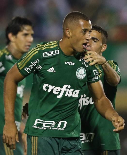 Vitor Hugo Gol São Bernardo