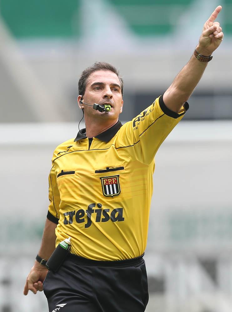 Apesar da arbitragem muito ruim, Palmeiras passou pelo Botafogo-SP. (Cesar Greco/Ag. Palmeiras/Divulgação)