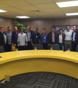 A reunião foi realizada nesta quinta-feira (14), na sede da CBF. (Divulgação)