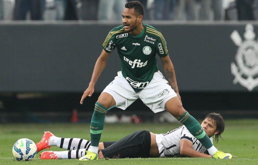 Palmeiras tenta aproveitar Jackson na partida de quinta-feira (Cesar Greco/Ag. Palmeiras/Divulgação)