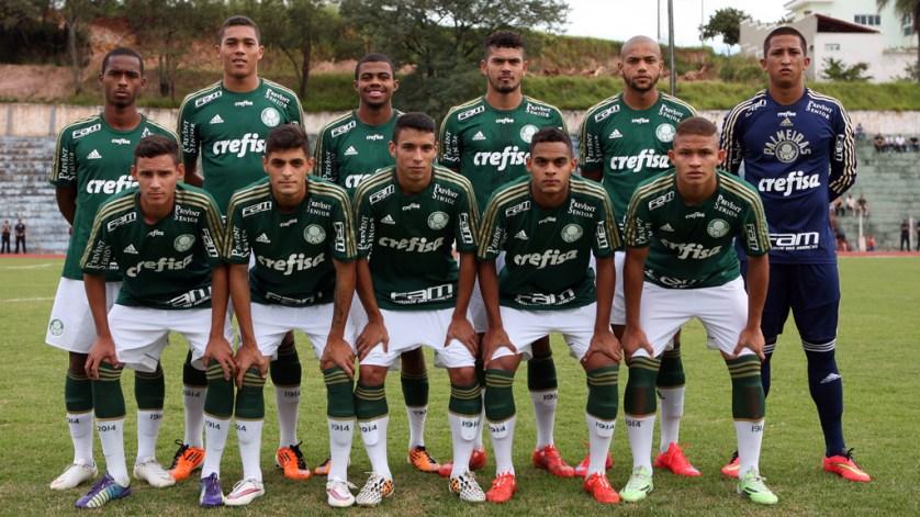 Verdão está invicto na competição. (Fabio Menotti/Ag. Palmeiras/Divulgação)