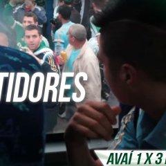 Bastidores: Avaí 1 x 3 Palmeiras