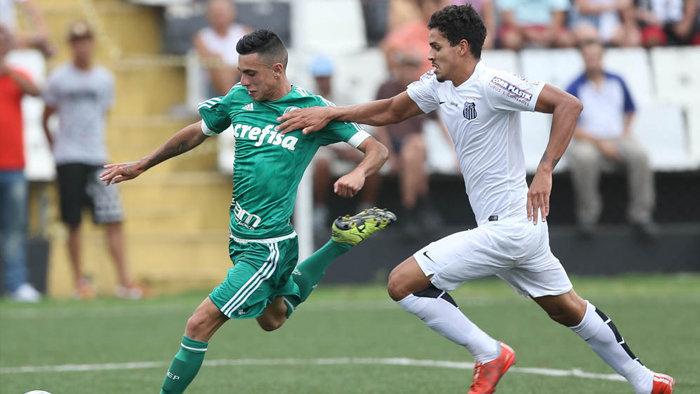 Verdão busca nova vitória para embalar na Copa RS Sub-20. (Fabio Menotti/Ag.Palmeiras/Divulgação)