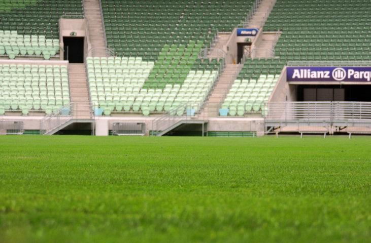 Disputa sobre as cadeiras do Allianz Parque era a mais importante na arbitragem. (Mídia Palmeirense)