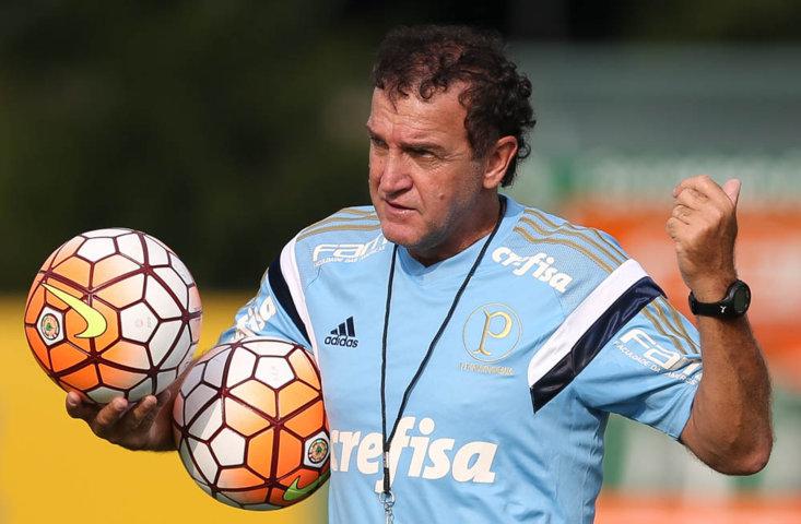 Cuca será o 20º a dirigir o clube na história da Copa Libertadores. (Cesar Greco/Ag.Palmeiras/Divulgação)