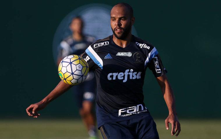 Alecsandro marcou o gol da vitória palmeirense sobre o Juventos. (Cesar Greco/Ag.Palmeiras/Divulgação)