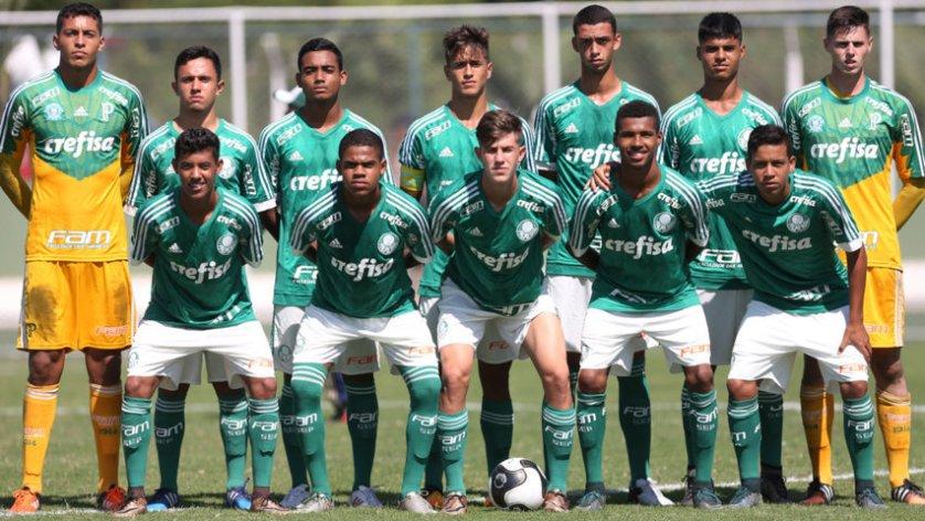 O Verdão está no Grupo 3 com o Atlético Nacional, da Colômbia, e o Rayo Vallecano, de Madri O Verdão está no Grupo 3 com o Atlético Nacional, da Colômbia, e o Rayo Vallecano, de Madri. (Fabio Menotti/Ag Palmeiras/Divulação)