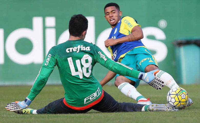 O próximo compromisso palestrino será contra o Figueirense, na quinta (30). (Cesar Greco/Ag.Palmeiras/Divulgação)
