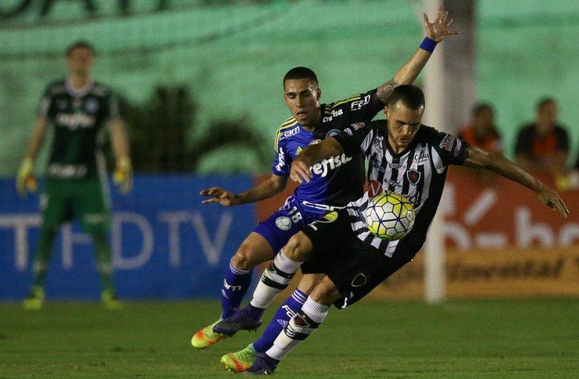 Gabriel acumula 55 partidas e dois gols marcados pelo Palmeiras. (Cesar Greco/Ag.Palmeiras/Divulgação)