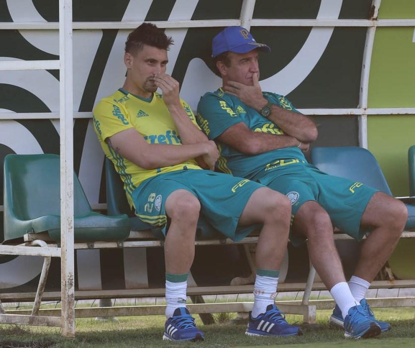 Um dos destaques do Campeonato Brasileiro, Moisés soma 27 partidas pelo Palmeiras. (Cesar Greco/Ag.Palmeiras/Divulgação)
