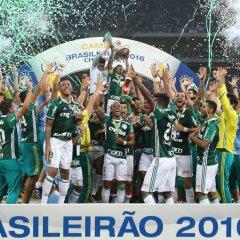 A tabela do Campeonato Brasileiro 2017, Palmeiras estreia no Rio