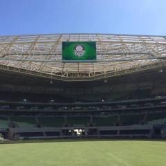 Allianz Parque divulga nota sobre as quartas-de-final da Copa Libertadores