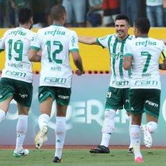 Valentim elogia time após 3 a 1 e já projeta duelo contra Ponte Preta