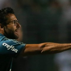 Valentim elogia atuação do Palmeiras vitória contra Ponte: 'Consistente'