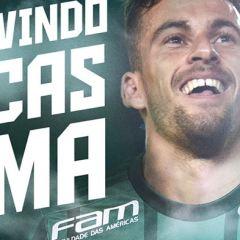 Lucas Lima acerta e será reforço do Palmeiras na temporada 2018