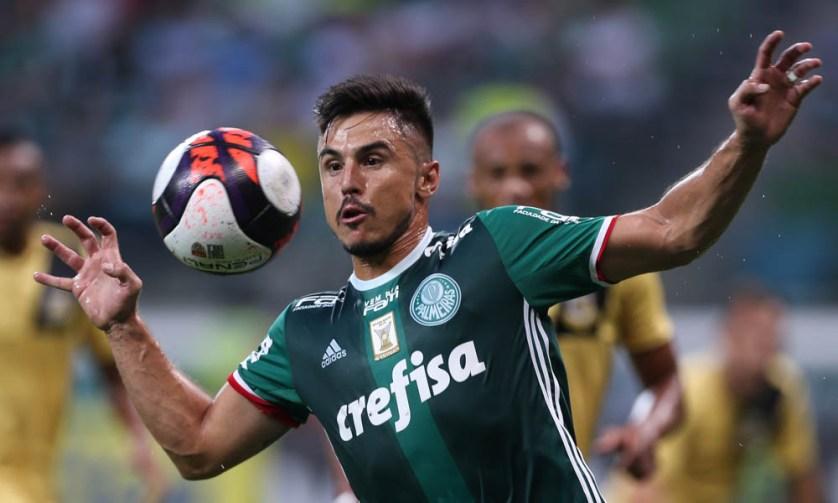 Com 5 gols, Willian foi o artilheiro da equipe no Paulistão 2017