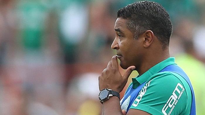 Roger Machado elogiou a postura palestrina no clássico deste fim de semana. (Cesar Greco/Ag Palmeiras/Divulgação)