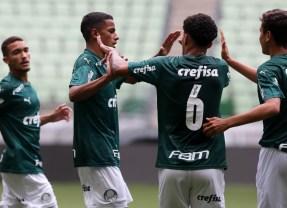 Palmeiras tem quatro convocados para a seleção brasileira Sub-17