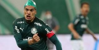 Gustavo Gómez é eleito o melhor jogador do mês de dezembro