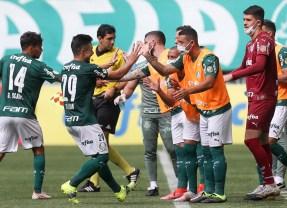 De virada, Palmeiras bate o América-MG no Allianz Parque