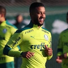 Jorge é registrado no BID e já pode estrear pelo Palmeiras