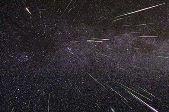 Chuva de meteoros gemidiana