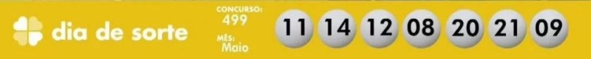 Check the numbers drawn on this Thursday's Lucky Day (26/8)