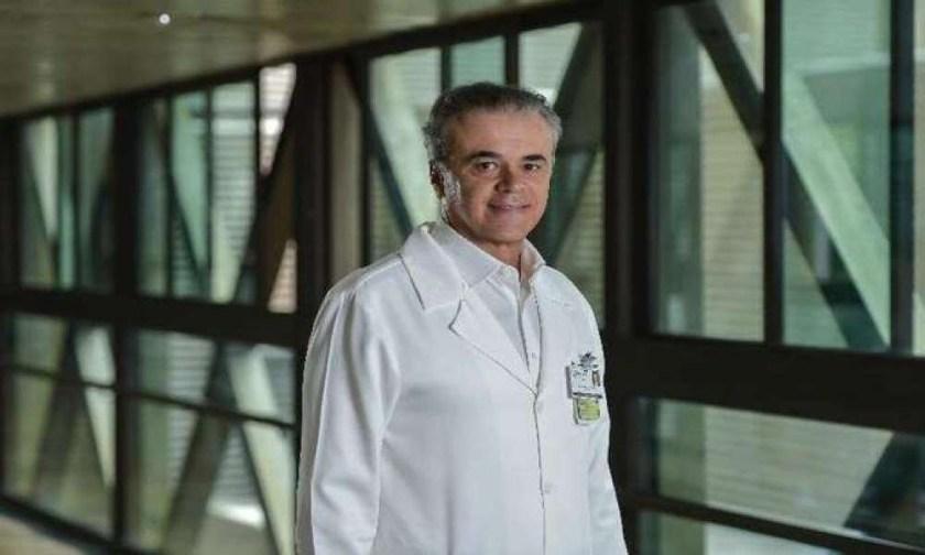 Mastologist Henrique Moraes Domingo Salvador is CEO and shareholder of the Mater Dei group (photo: Pedro Vilela/ Agência i7)