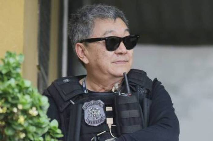 """Japonês da Federal"", Newton Ishii foi condenado por facilitar contrabando"