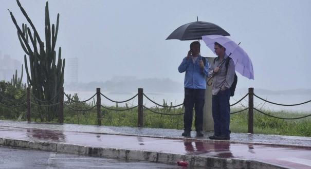 Chuva atinge o Estado há mais de uma semana