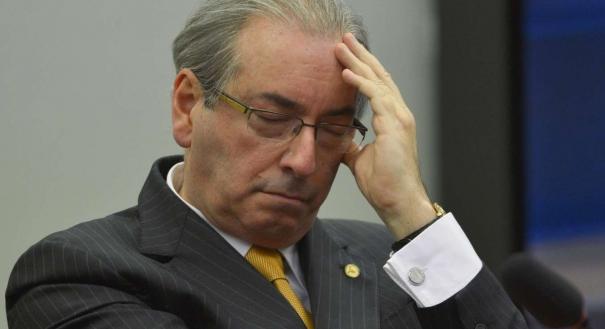Nas últimas semanas, Cunha ficou preso temporariamente em Brasília em função dos depoimentos que estava prestando em outro processo oriundo da Lava Jato no Distrito Federal