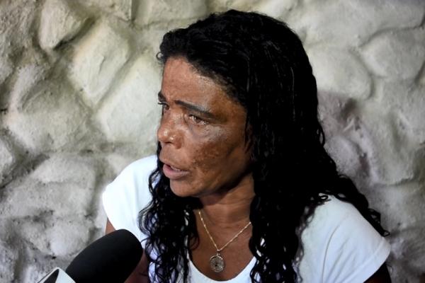 Clemilda recebeu a confirmação de que a ossada é de Thayná